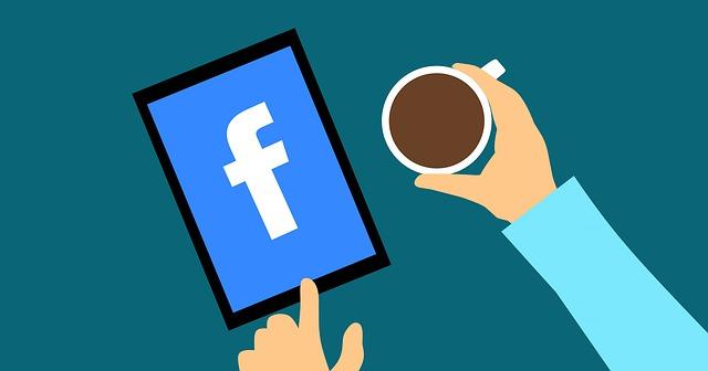 káva a facebook
