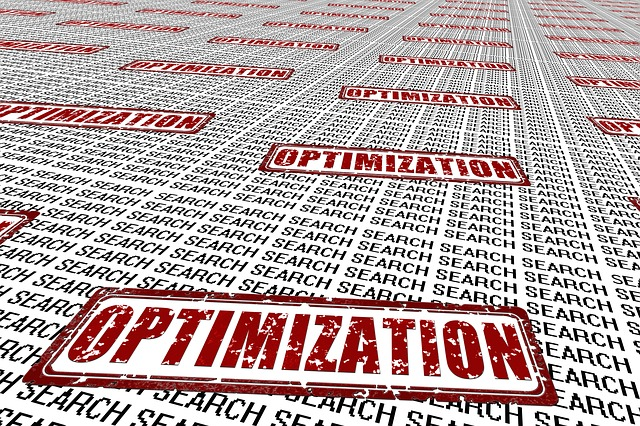 optimalizace vyhledávání